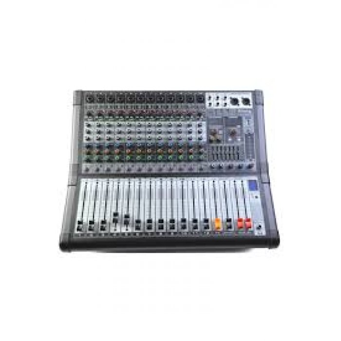 König K-12 P1000 2x500W Power Mixer